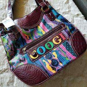 Colorful COOGI Purse